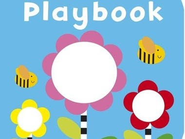 Books and Mobile Applications - Learning Platform for Kids