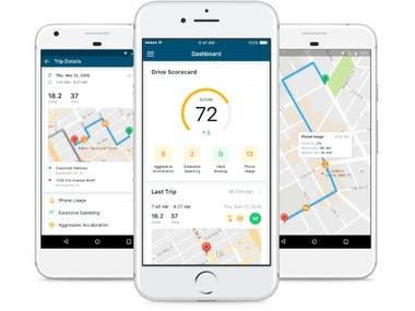 GPS Tracking Push Notification Plugin(IONIC 4)