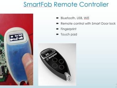 SmartFob Remote Controller