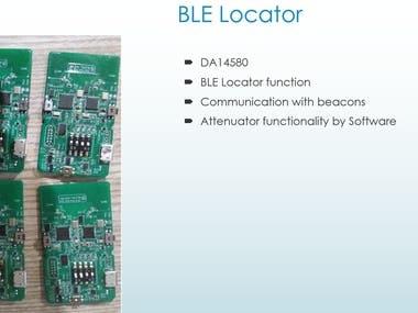 BLE Locator