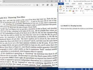 Scanned PDF to MS WORD