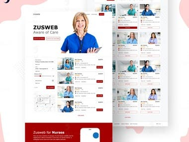 Zus Web : Health Care Portal