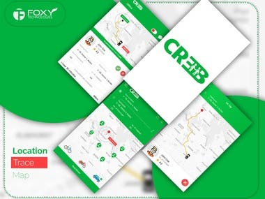 Creb Taxi Application