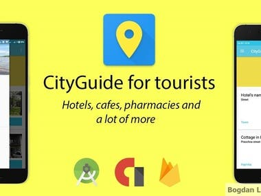 City Quide - Android application