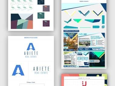 Branding | Style Guide | Brand Book | Logo Design
