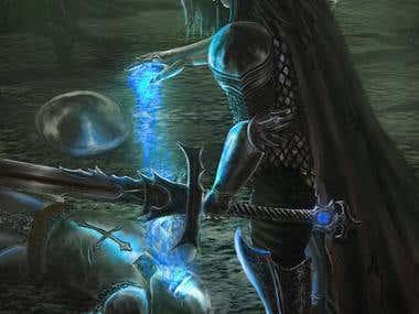 Reaper Knight