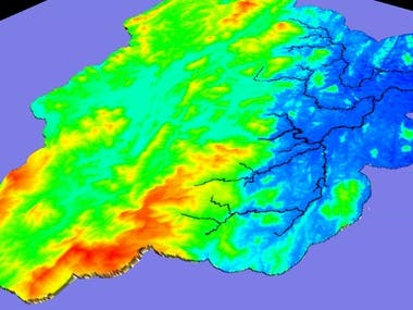 Flood Modelling and Spatial Analysis