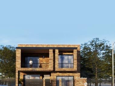7-Marla House