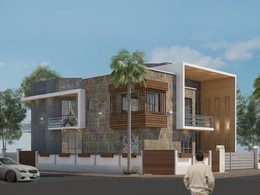 1-Kanal House