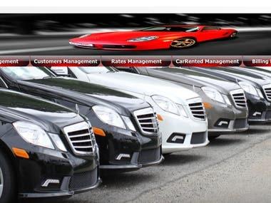 Rent a Car Management System