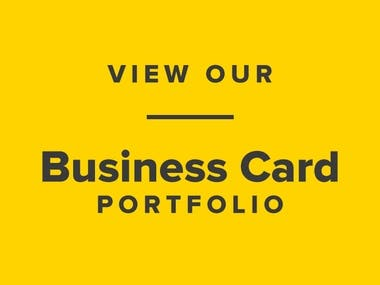 Business Cards Portfolio