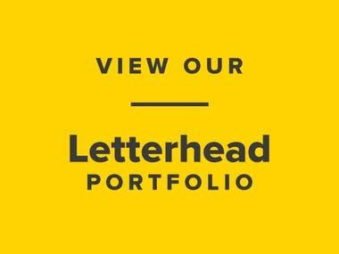 Letterhead Portfolio