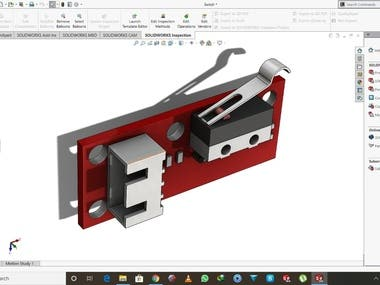 3D Solidworks Design