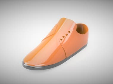 Size 10 Men's Dress Shoe Design