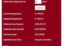 Wordpress Plugin Extra payment calculator