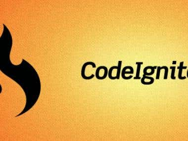 Code Igniter Projects
