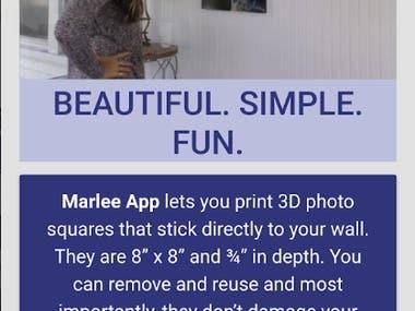 Marlee App