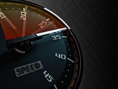 speed rendering