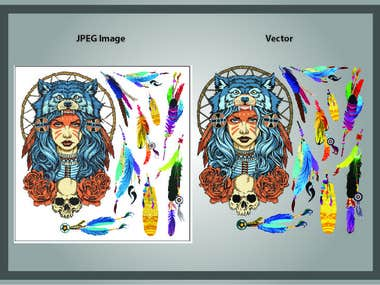 Vector Conversion Works