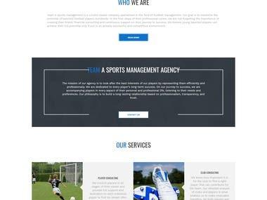 Team A Sports