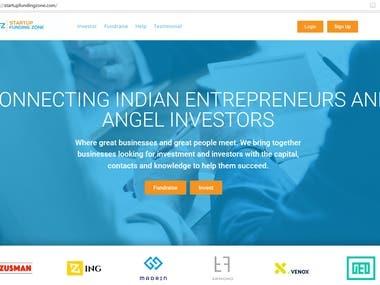 Startup Funding Zone
