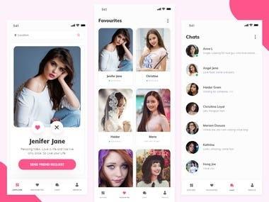 Fashion Shopping Web&App