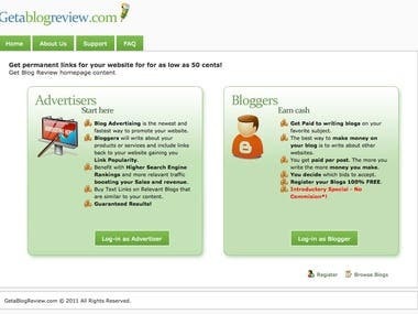 Get A Blog Review