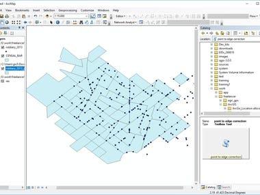Toolbox ArcGIS in R Code