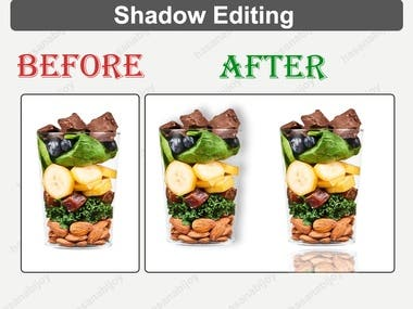Shadow Editing