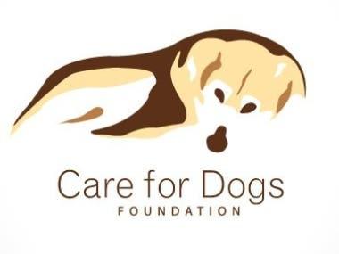 Custom Logo || Care For Dogs Foundation