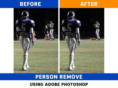 REMOVE ANYTHING FROM A PHOTO