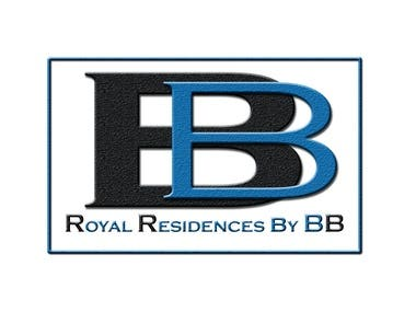 Royal Residences by BB LOGO MOCK UP