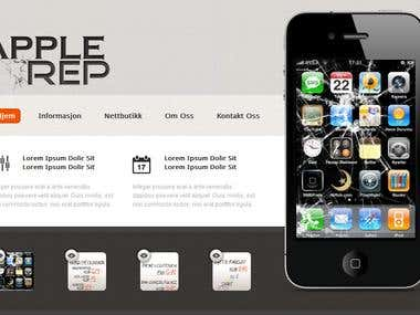 AppleRep.Net Website
