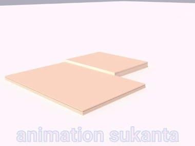 3d house interior exterior animation