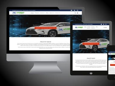 DR Hybrid New Startup Brand Building