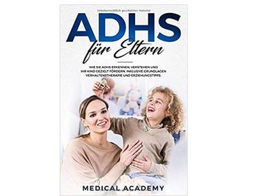 Ghostwriting: Book on ADHD for Parents (DE)