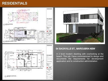 2 Storey Dwelling in Maroubra, NSW