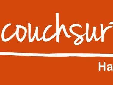 Hanoi Couchsurfing Logo