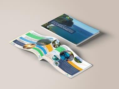 A5 Landscape Brochure