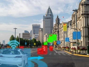Traffic Autonomous Detection System
