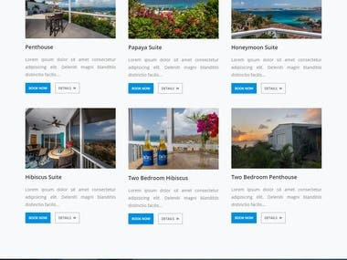 Island Abodes Home page