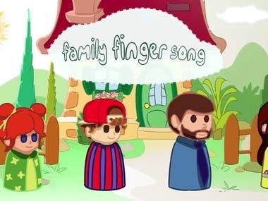 Finger Song test