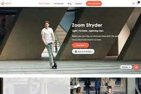 Professional Web Site