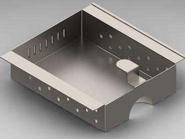 SheetMetal in Solidworks 2012