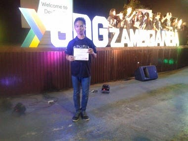 Google Dev Fest Zamboanga