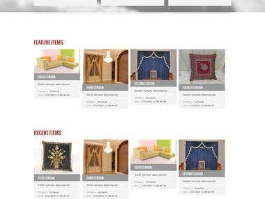 selection furnishing