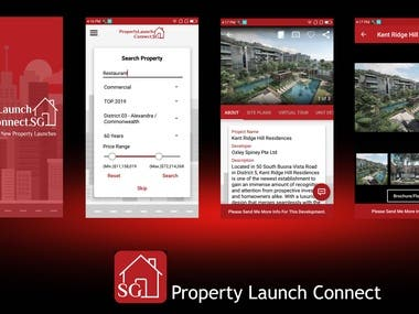 Property Selling App