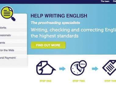 Wordpress site for TeamKernel