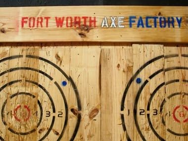 Fort Worth Axe Factory - TV Spot :30 Second