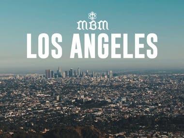 MBM Gallery - Los Angeles 2019 Pop-up Shop